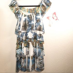 No Brand top size M super cute and flirty